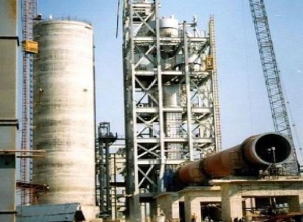 Línea Producción Cemento - Surabaya (Indonesia) KHB Humboldt