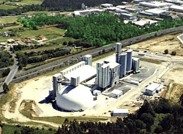 Cementos Gallegos S.A - Narón (Galicia, España) - Cementos Occidentales